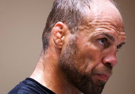 Randy Couture – Cauliflower ear picture
