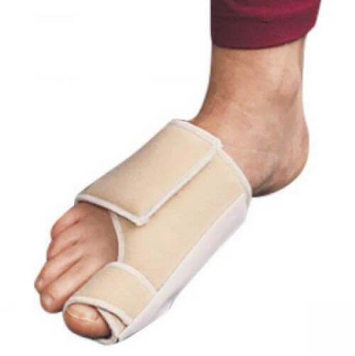 Turf Toe Brace Splinting picture