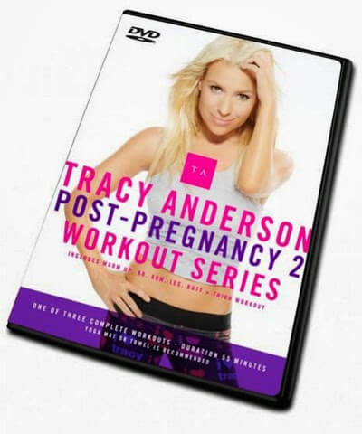 Tracy Anderson: Post-Pregnancy 2 Workout Series  image