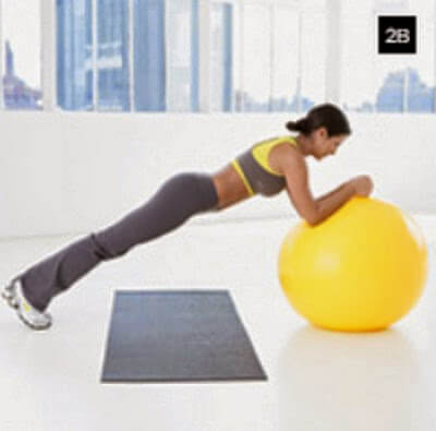 Rock and Roll using a Stability Ball image