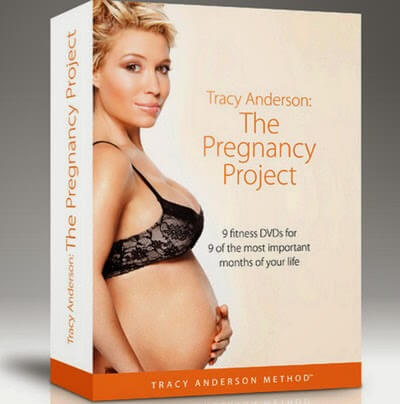 The Pregnancy Project by Tracy Anderson  image